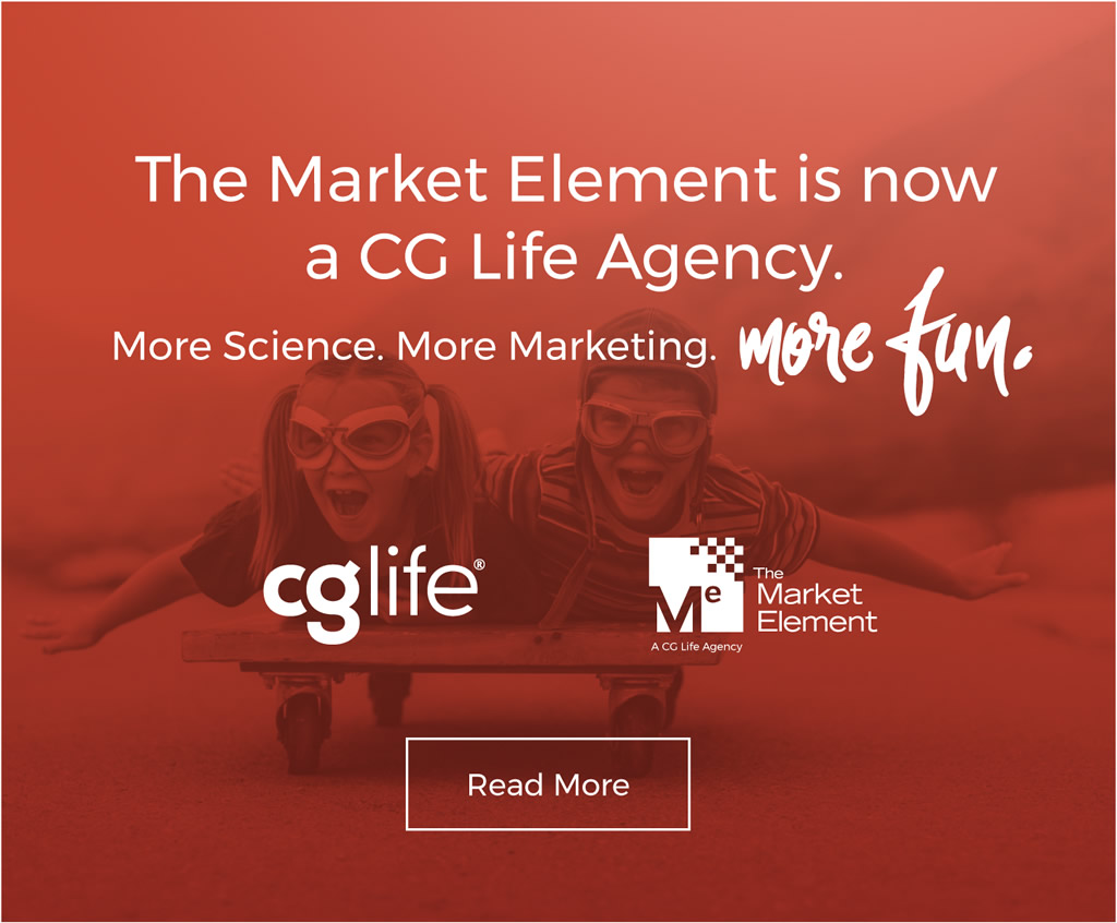 The Market Element is now a CG Life Agency
